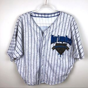 Vintage Body Building Baggy Boys Major League Top